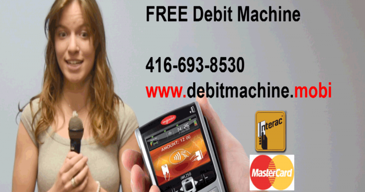 Free Debit Machine Winnipeg